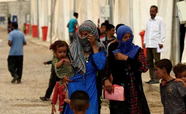 Return To Mosul A Distant Dream For Many Displaced