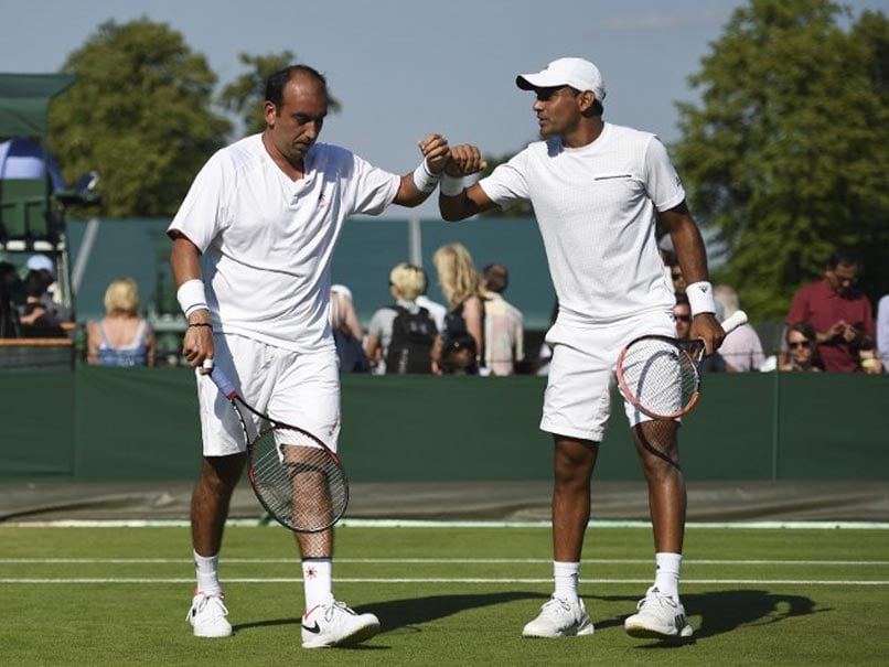 Wimbledon 2017: Purav Raja-Divij Sharan Enter Second Round; Winning Start For Sania Mirza