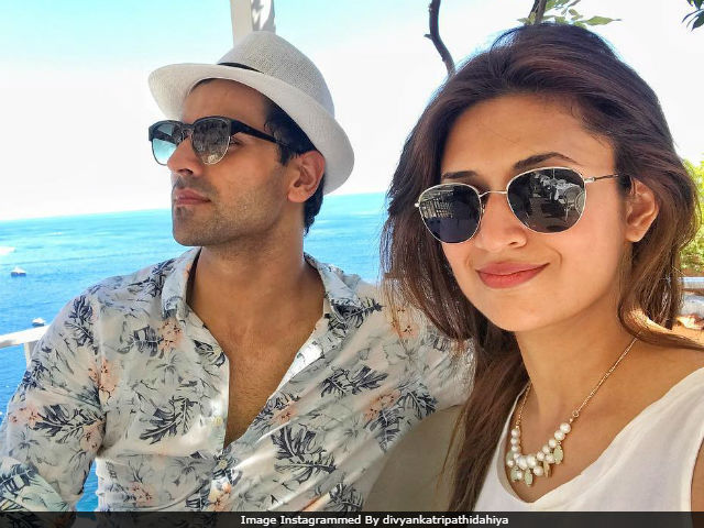 More Pics From Divyanka Tripathi And Vivek Dahiya's Europe Trip
