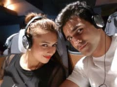 Divyanka Tripathi And Vivek Dahiya Take Off For Europe To Celebrate First Anniversary