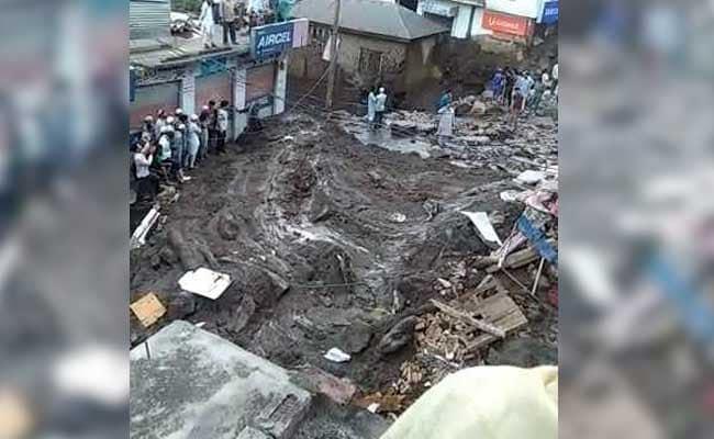 6 Killed In Cloudburst In Jammu And Kashmir's Doda