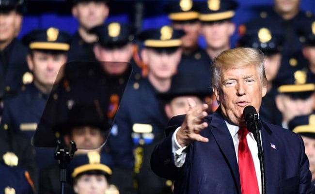 Trump Tells Police Not To Worry About Injuring Suspects During Arrests