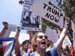 Thousands March In 46 US Cities For Donald Trump's Impeachment