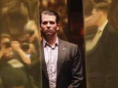 Donald Trump Says Eldest Son Donald Trump Jr. Is 'Innocent'