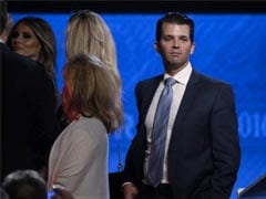 Donald Trump Says He Was Unaware Of Son's Meeting With Russian Lawyer