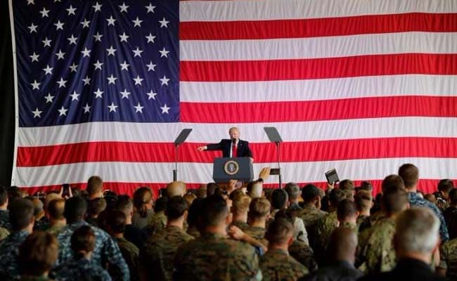 Donald Trump To Ban Transgender US Military Personnel, Reversing Obama