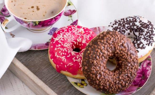 doughnut sugar