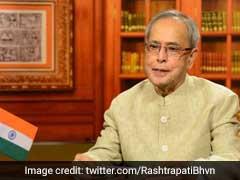 विकास के लिए समानता जरूरी है : राष्ट्र के नाम विदाई संदेश में राष्ट्रपति प्रणब मुखर्जी