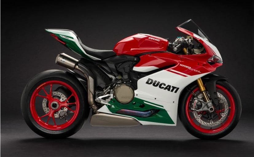 Ducati India Announces GST Prices