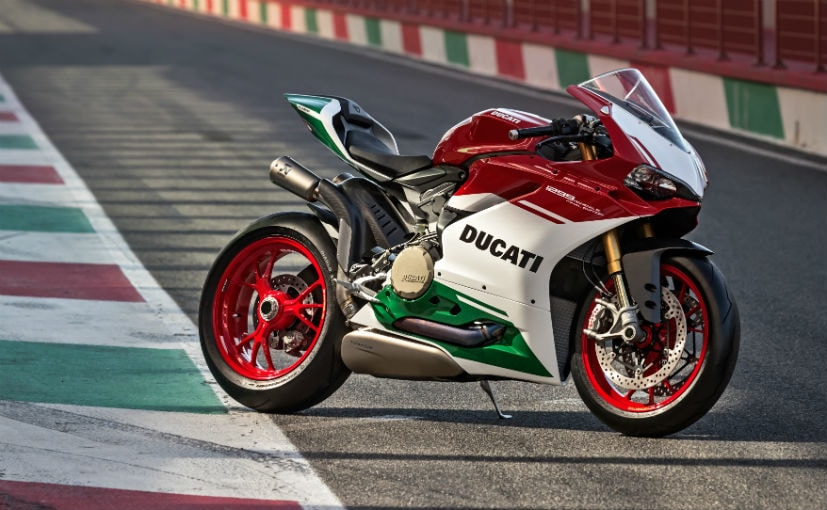 The Ducati 1299 Panigale R Final Edition will be the last v-twin superbike from Ducati