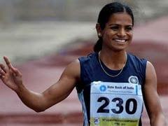 वर्ल्ड एथलेटिक्स चैंपियनशिप में हिस्सा ले सकती हैं भारत की फर्राटा धाविका दुती चंद