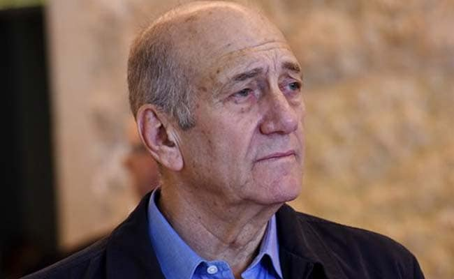 Israeli Ex-Prime Minister Olmert Freed From Prison After Parole In Graft Case