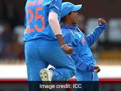 ICC Women's World Cup 2017: Ekta Bisht Shines As India Decimate Pakistan By 95 Runs