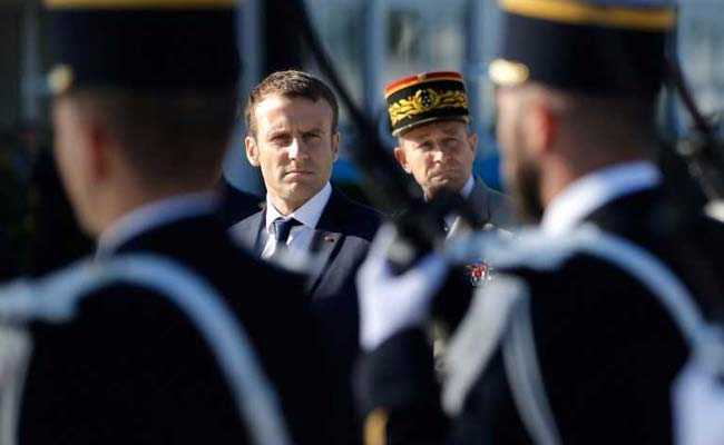 Wikileaks Posts Over 21 000 Emails Linked To French President Emmanuel Macron S Campaign