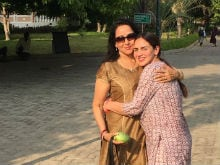 For Pregnant Esha Deol, Mother Hema Malini Is Her 'Style Icon'