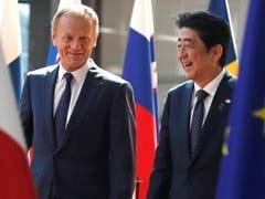 European Union, Japan Conclude Political Agreement To Reach Free Trade Deal