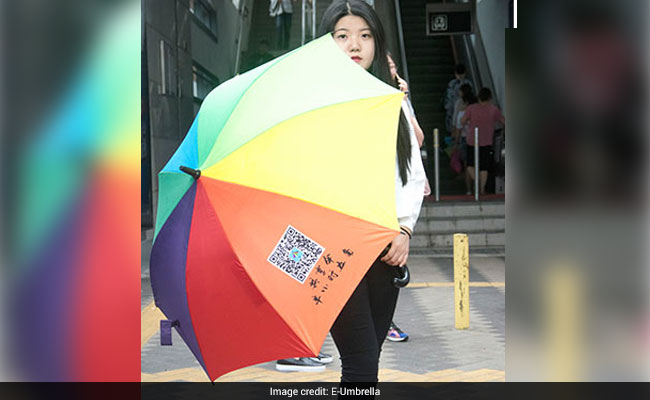 Brolly bad show: Chinese sharing startup loses 300000 umbrellas
