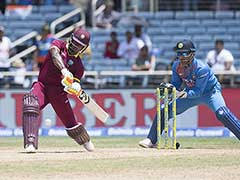 Highlights: Evin Lewis Powers West Indies To 9-Wicket Win Over Indi