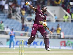 India vs West Indies T20: Evin Lewis Decimates Visitors, Hosts Win By 9 Wickets