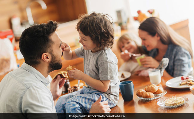 A Father's Guide to Help His Kids Eat Healthy
