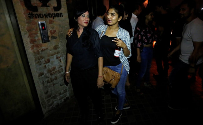 'Doing A Responsible Job, Feel Proud,' Says Delhi's Woman Bouncer