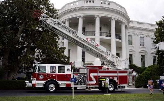 fire truck white house afp 650