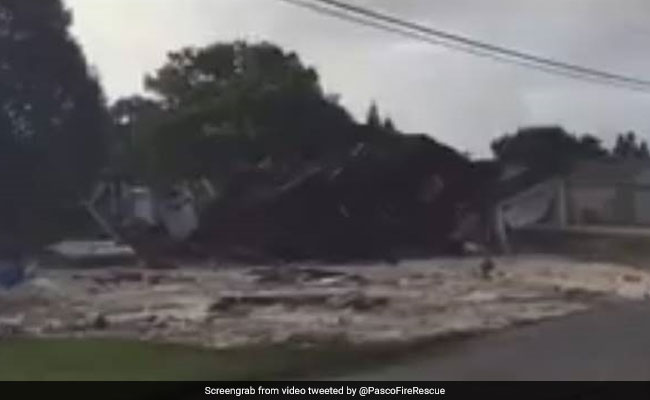 'Active Sinkhole' Is Swallowing Homes In Florida