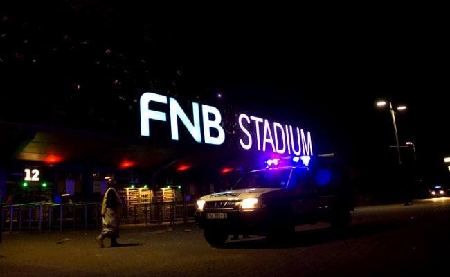 2 Die In South Africa Football Stadium Crush