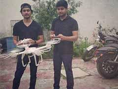 This Lucknow Firm Wants To Deliver Your Food... Via Drones. Watch Video
