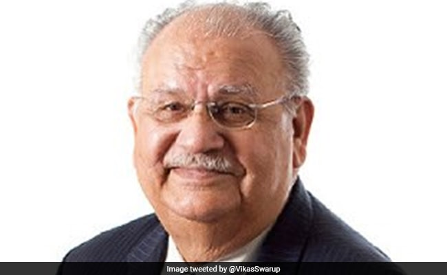Former Indian Ambassador To The US Naresh Chandra Dies