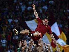 Francesco Totti Confirms Retirement, Accepts Offer As Club Director At Roma