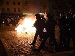 Fresh Clashes In G20 Summit City Hamburg, Police Cars Torched
