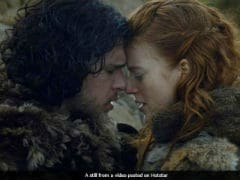 Kit Harington Engaged To Rose Leslie. Happily Ever After For <i>Game Of Thrones</i> Co-Stars