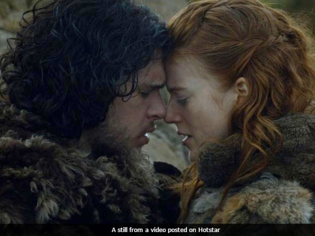 Kit Harington Engaged To Rose Leslie. Happily Ever After For Game Of Thrones Co-Stars