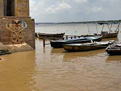Ghaghra, Sharda River Flowing Above Danger Mark In Uttar Pradesh