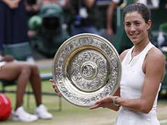 Wimbledon 2017: Garbine Muguruza Stuns Venus Williams To Win Maiden Title
