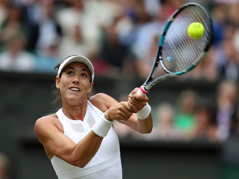 Wimbledon 2017: Garbine Muguruza Beats Magdalena Rybarikova To Storm Into Women's Singles Final