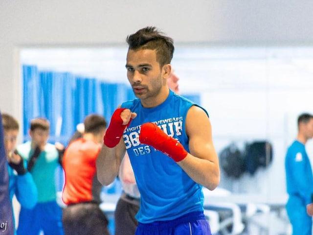 Gaurav Bidhuri 8th Indian Boxer To Qualify For World Championships