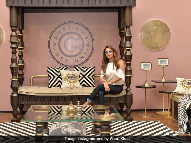 Gauri Khan's Store Has Its First Celeb Client. It's This Actor And His Mom