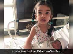 गौतम गंभीर ने दुनिया को बताया छोटी बेटी का अनूठा नाम, हर कोई जानना चाहता है अर्थ...