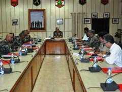 सुरक्षा बल दृढ़ संकल्प के साथ करेंगे आतंकियों का सामना, सेना प्रमुख पहुंचे कश्मीर