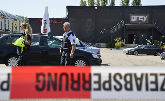 2 Dead, 4 Wounded In German Nightclub Shooting