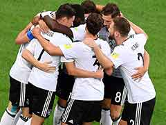 Confederations Cup Final: Lars Stindl's Tap-in Helps Germany Beat Chile