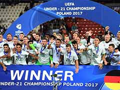Germany Beat Spain To Win Under-21 European Championship