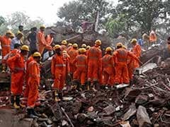 Shiv Sena Worker Arrested For Mumbai Building Collapse That Killed 17