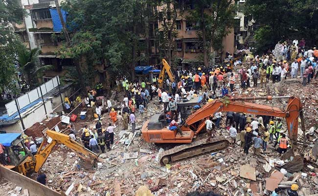 ghatkopar building collapse
