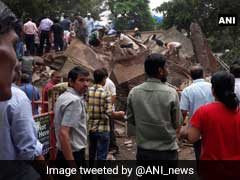 Residential Building Collapses In Mumbai's Ghatkopar, Many Feared Trapped