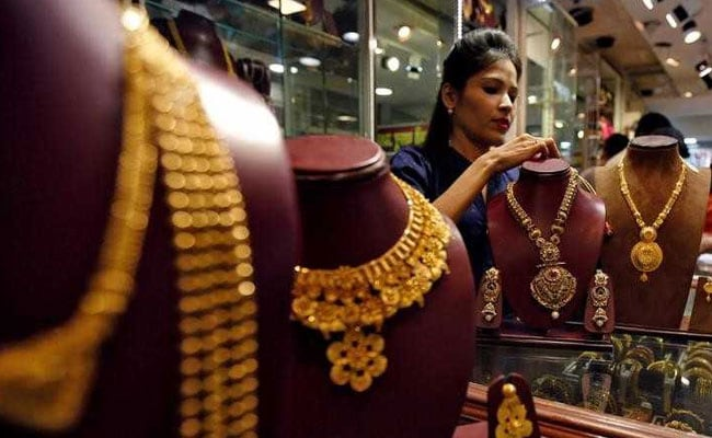 In the national capital, gold of 99.9 per cent purity gained Rs 190 each to Rs 29,050.