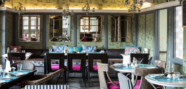8 Beautiful Restaurants in Delhi Where You Can Shop and Eat