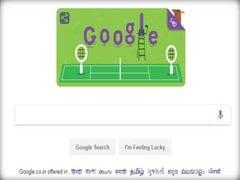 Wimbledon Championship: Google Doodle Celebrates The 140th Anniversary Of Wimbledon